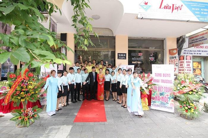 Công ty du lịch Dã Ngoại Lửa Việt