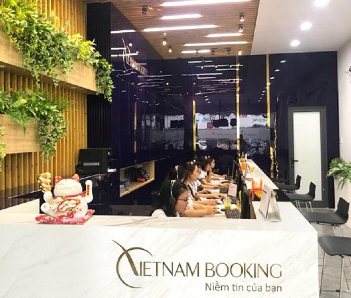 Toàn cảnh Công ty Cổ phần Việt Nam Booking