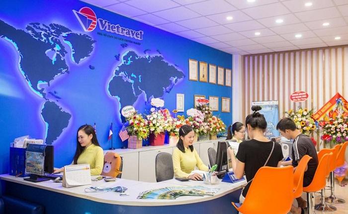 Công ty du lịch Vietravel