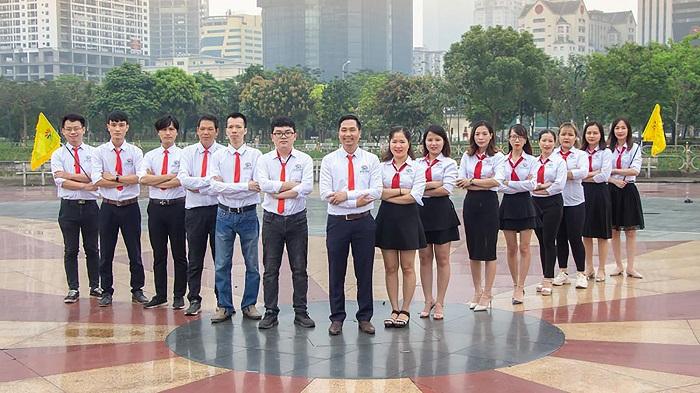 Đội ngũ nhân viên chuyên nghiệp