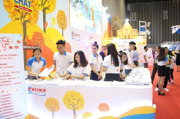 Công ty du lịch Fiditour quảng bá tour du lịch đến khách hàng