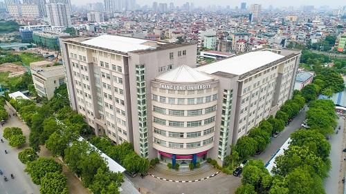 Đại học Thăng Long là một trong các trường kinh tế ở Hà Nội giáo dục bậc đại học tư nhân đầu tiên trên cả nước.