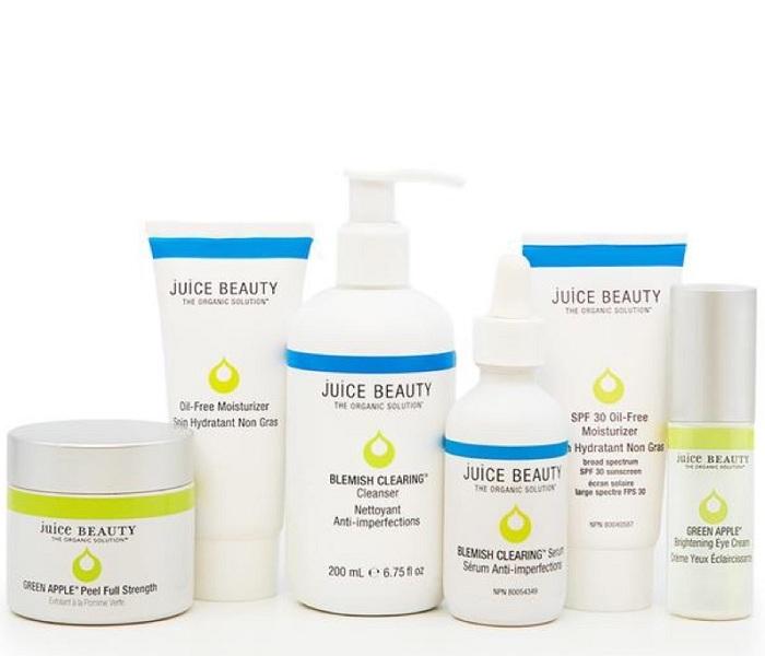 Hãng mỹ phẩm hữu cơ Juice Beauty