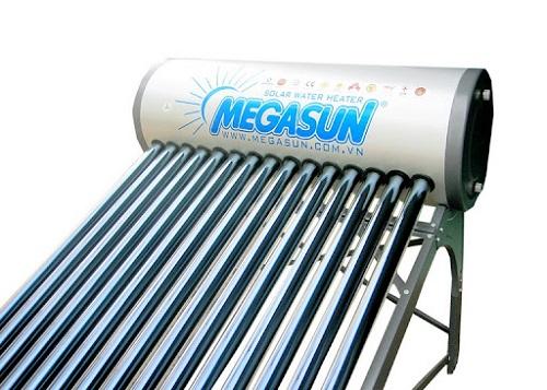 Bình năng lượng mặt trời Megasun