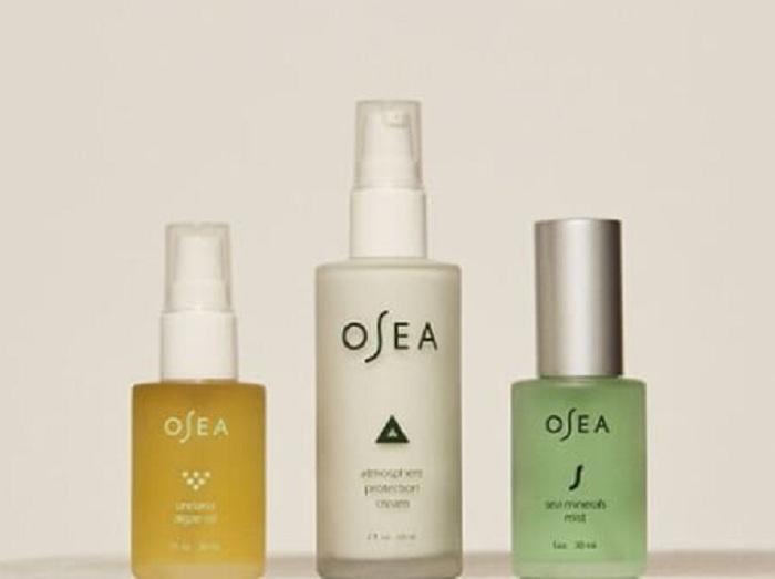 Hãng mỹ phẩm hữu cơ OSEA