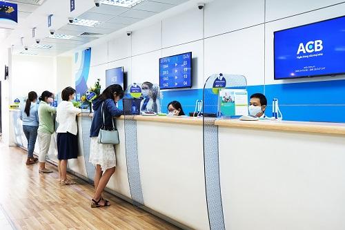 ACB là một trong những ngân hàng thương mại cổ phần hàng đầu Việt Nam, có mạng lưới chinh nhánh khắp mọi miền đất nước