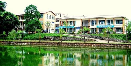 Đại học Nông lâm Thái Nguyên là ngôi trường có lịch sử lâu đời