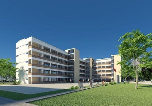 Đại học Việt Bắc được xây dựng nhằm đào tạo nguồn nhân lực khoa học công nghệ trình độ chuyên môn cao