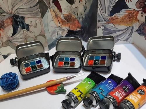 Họa cụ Azur là một trong những cửa hàng bán dụng cụ vẽ ở Hà Nội được nhiều họa sĩ cũng như các bạn trẻ đam mê hội họa ưa chuộng