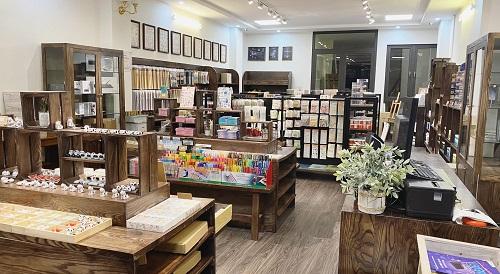 Lỗ Store thường cập nhật nhanh chóng các sản phẩm mới nhất, được đông đảo những người mê vẽ yêu thíchLỗ Store thường cập nhật nhanh chóng các sản phẩm mới nhất, được đông đảo những người mê vẽ yêu thích