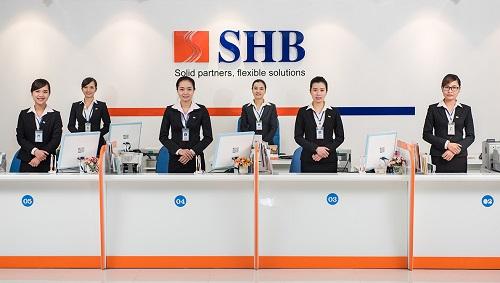 SHB được xem là một trong những ngan hàng thương mại cổ phần lớn nhất Việt Nam