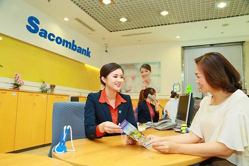 Sacombank có khối lượng giao dịch tài chính mỗi ngày xếp ở vị trí nhất nhì trong hệ thống ngân hàng tại Việt Nam