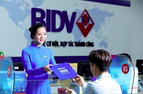 Với lịch sử hình thành và phát triển lâu đời, BIDV đã tích lũy được nhiều kinh nghiệm và tạo niềm tin vững chắc đối với nhiều khách hàng trong nước