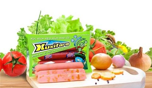 Xúc xích AFF là một trong các thương hiệu xúc xích tại Việt Nam uy tín, đạt tiêu chuẩn chất lượng, vệ sinh an toàn thực phẩm