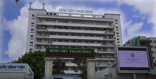 Bệnh viện Thanh Nhàn tẩy nốt ruồi bằng phương pháp hiện đại
