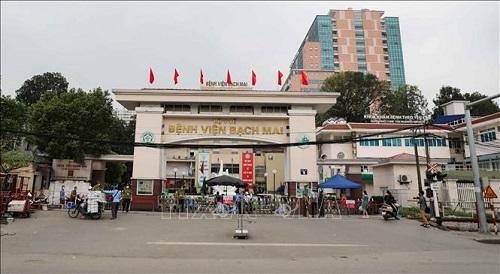 Khoa Da liễu - Bệnh viện Bạch Mai