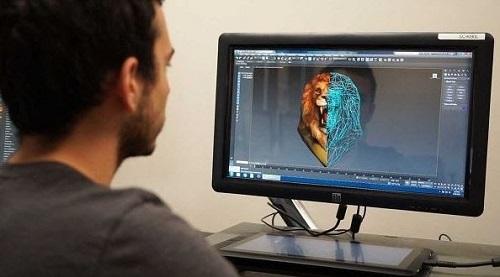cảm quan tốt về nghệ thuật là một lợi thế trong nghề thiết kề đồ họa