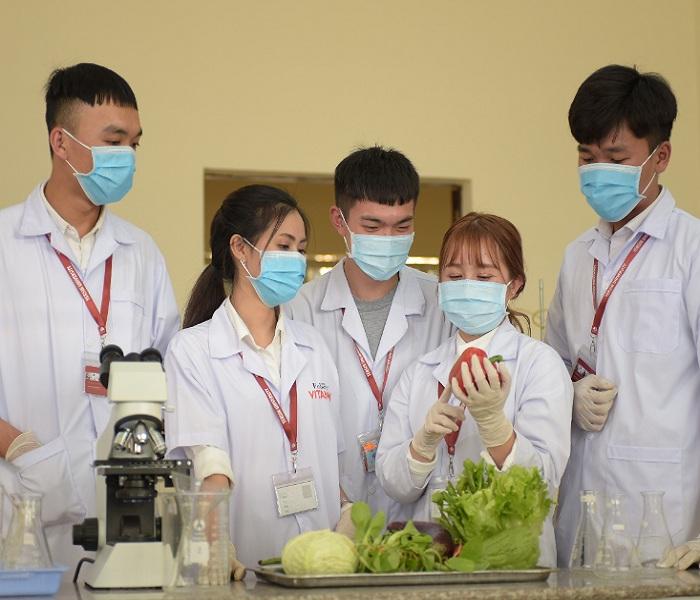 ngành công nghệ thực phẩm học trường nào