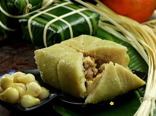 Địa chỉ bán bánh chưng ngon nổi tiếng ở Sài Gòn