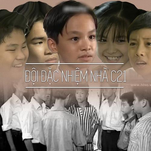 Đội đặc nhiệm nhà C21 là một bộ phim không thể quên đối với tuổi thơ 8x