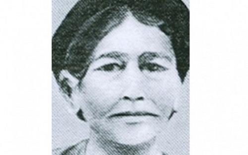Bà Hoàng Thị Loan - thân mẫu chủ tịch Hồ Chí Minh