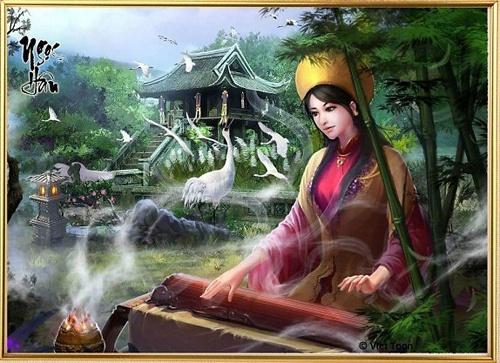 Bắc cung hoàng hậu Lê Ngọc Hân
