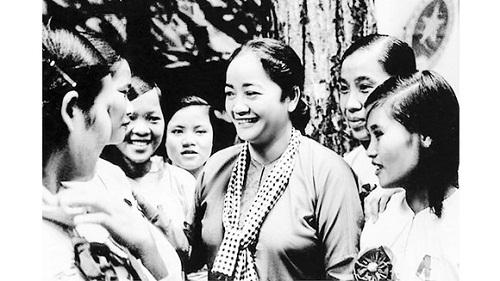 Nữ thiếu tướng Nguyễn Thị Định