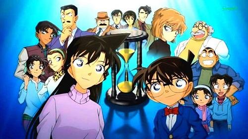 Thám tử lừng danh conan là bộ phim hoạt hình trinh thám nổi tiếng của Nhật Bản