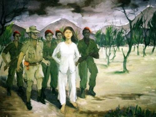Võ Thị Sáu - Nữ chiến sĩ cách mạng trẻ tuổi, gan dạ với niềm tin chiến thắng cuối cùng của dân tộc
